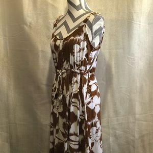Michael Kors Tropical Dress